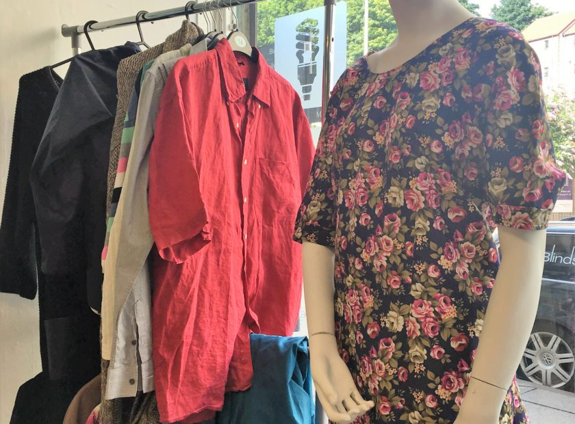 """Love your Clothes"""" August swap week - Greener Kirkcaldy"""