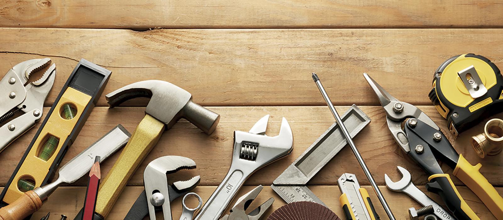 reuse and repair tools