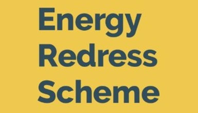 energy redress scheme