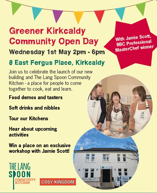 Greener Kirkcaldy Community Open Day