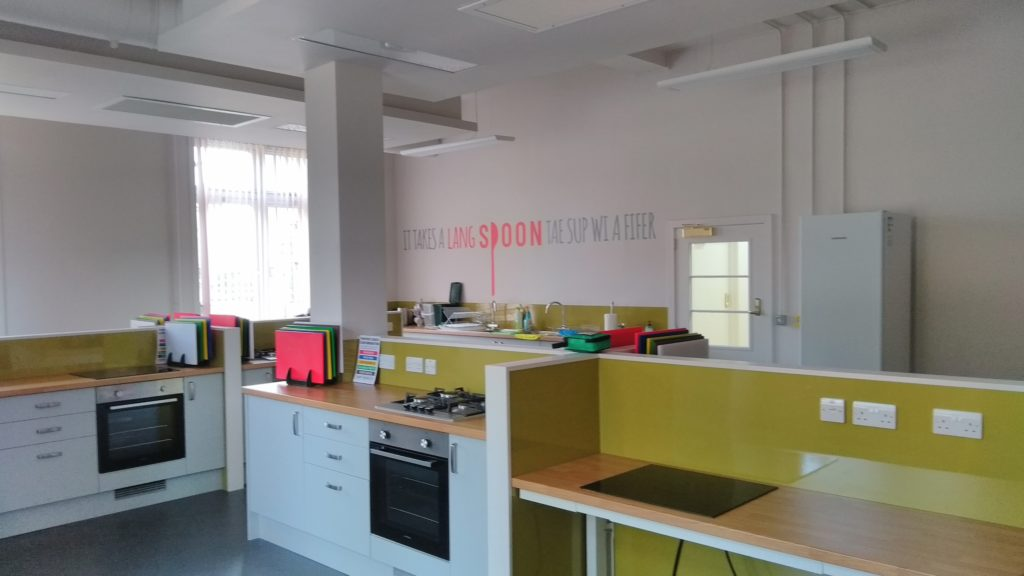 Lang Spoon Kitchen room hire