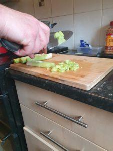 Diced Celery 2