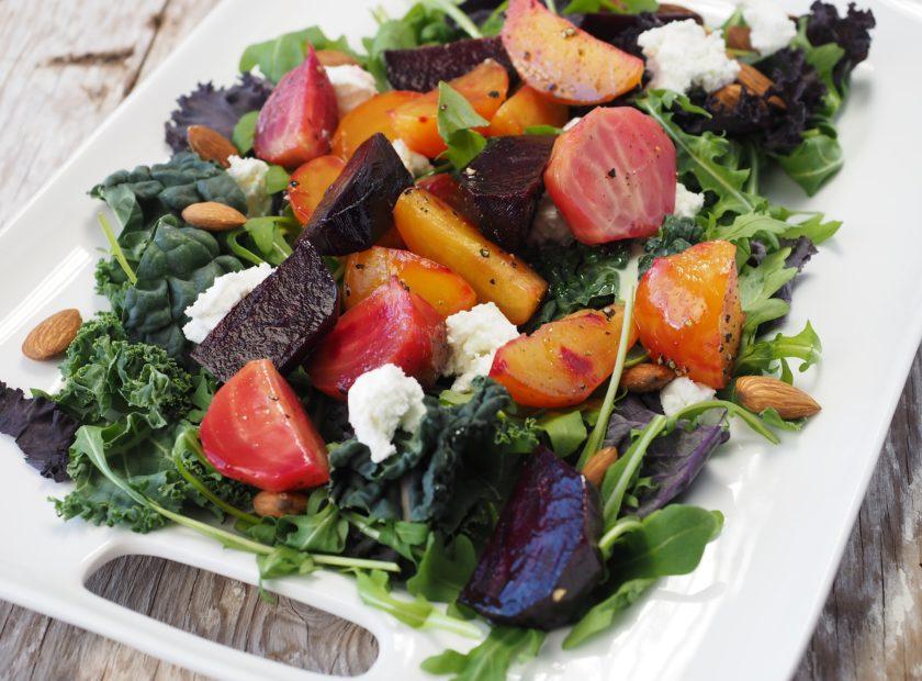 Roasted Beetroot Salad recipe