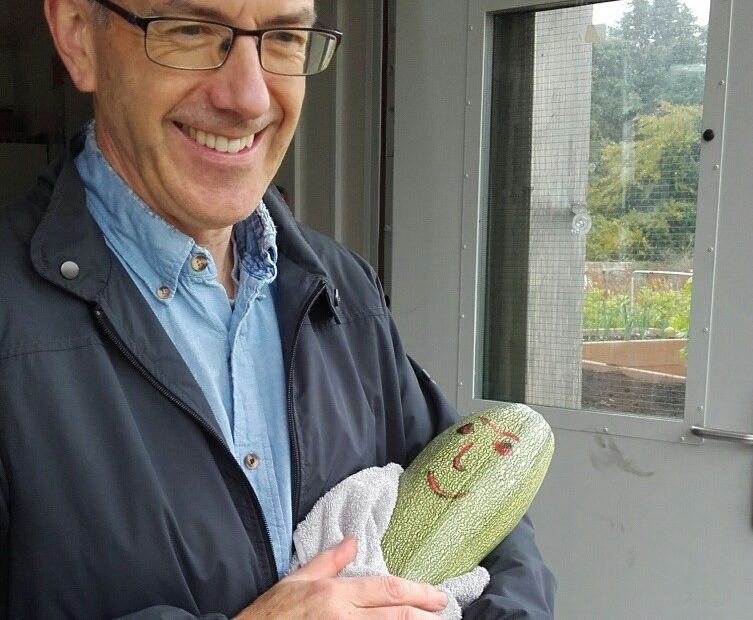 Alan Courgette