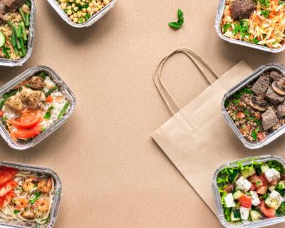 community meal - takeaway