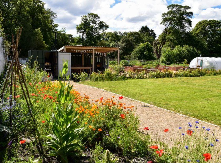 Ravenscraig Walled Garden