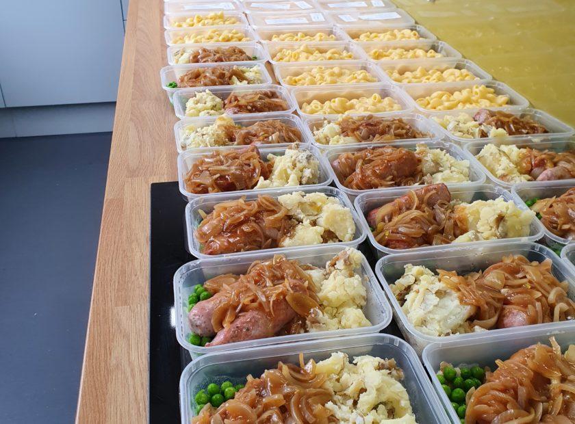 Takeaway meals
