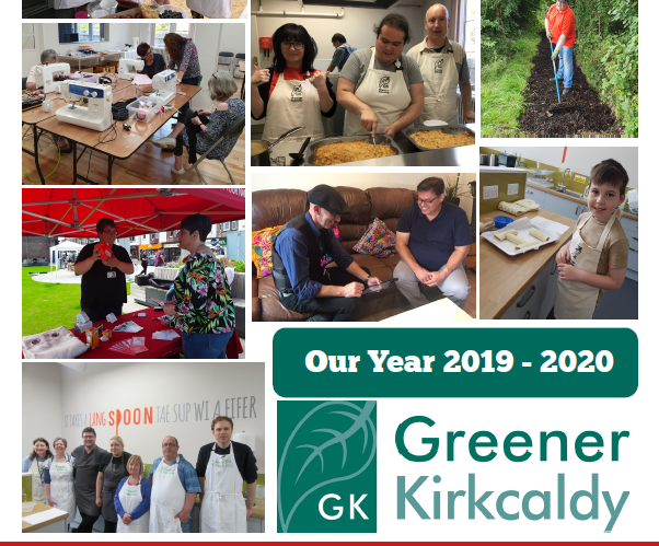 Greener Kirkcaldy Annual Report
