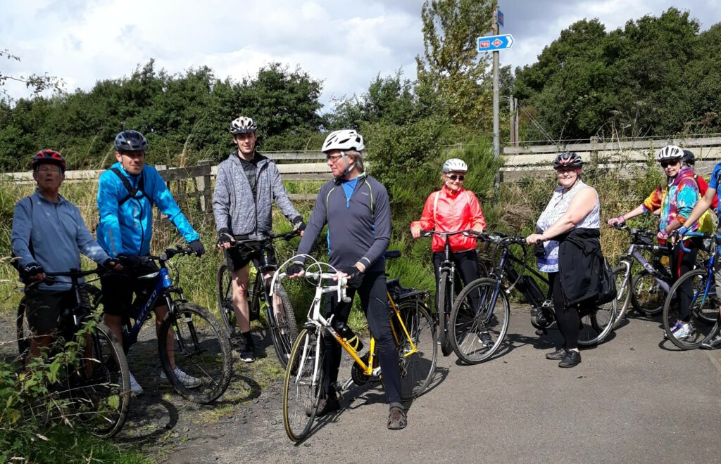 Climate Action Fife - Cyclists