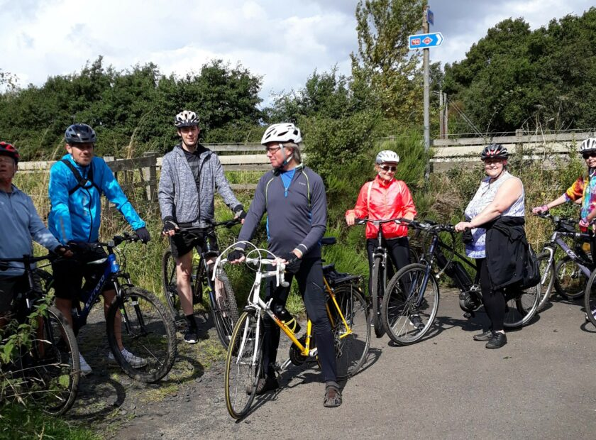 Glenrothes bike ride
