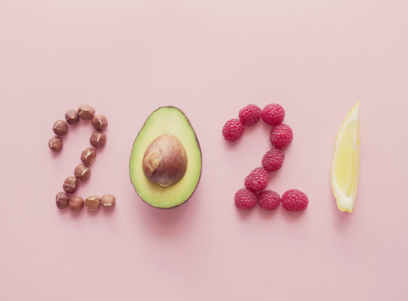 2021 green new years resolutions