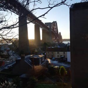Fife Coastal Path - Forth Bridges