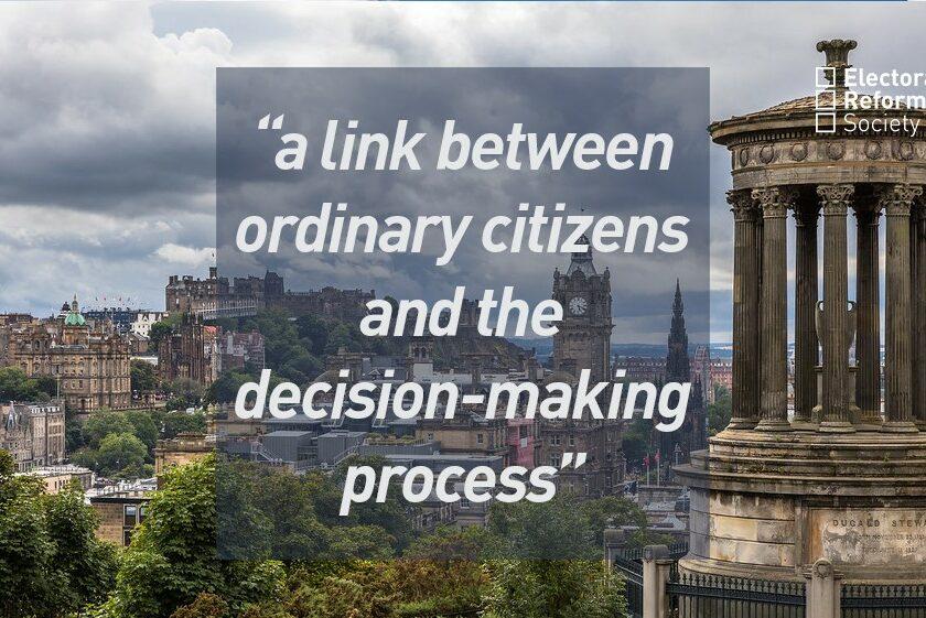 Scotland's climate assembly
