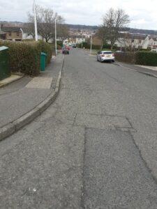 kirkcaldy car-free week cars on street