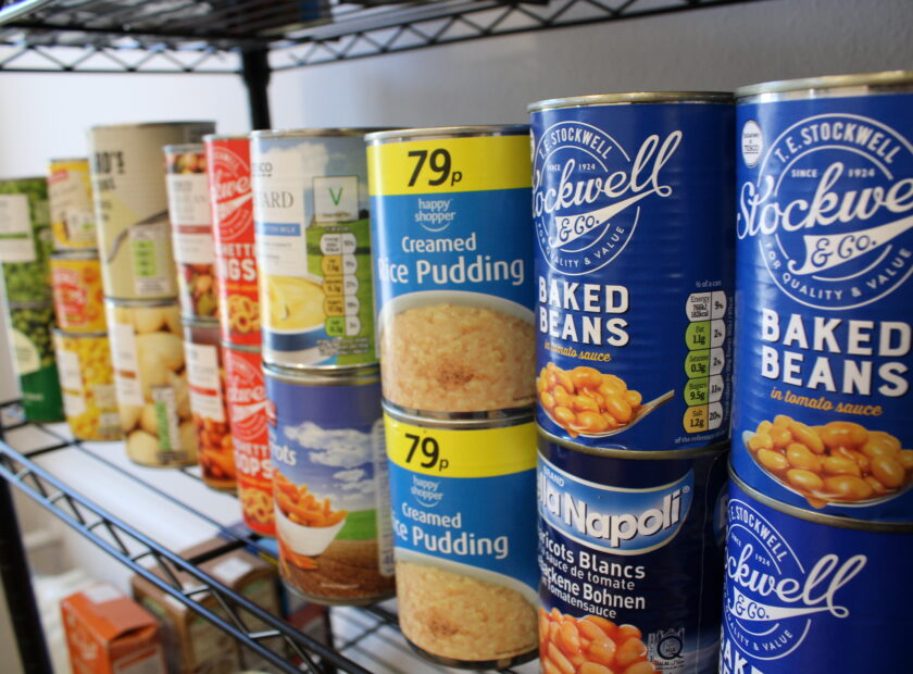 canned food for lang toun larder