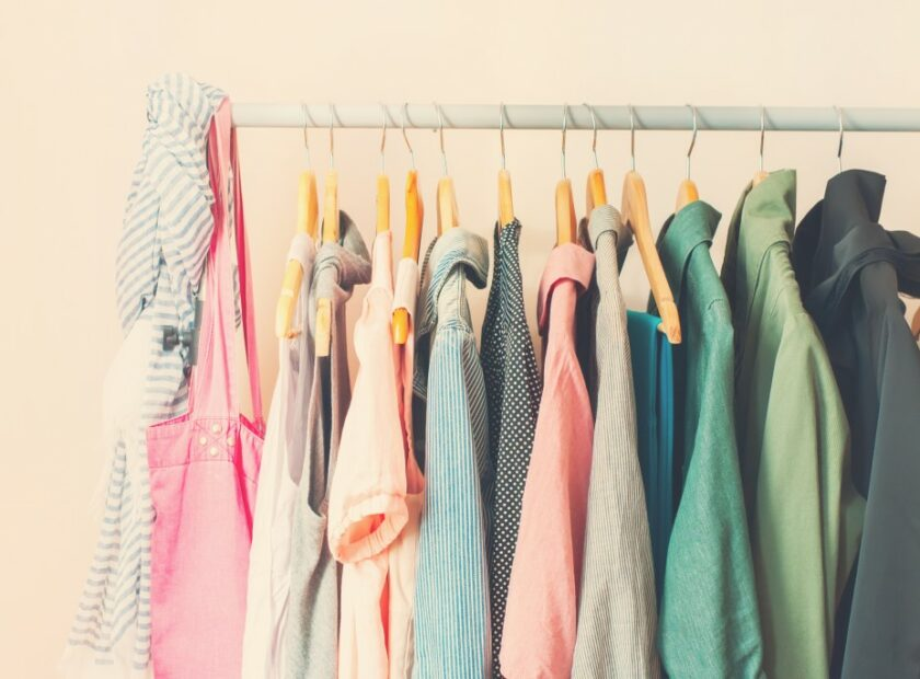 clothes for upcycling