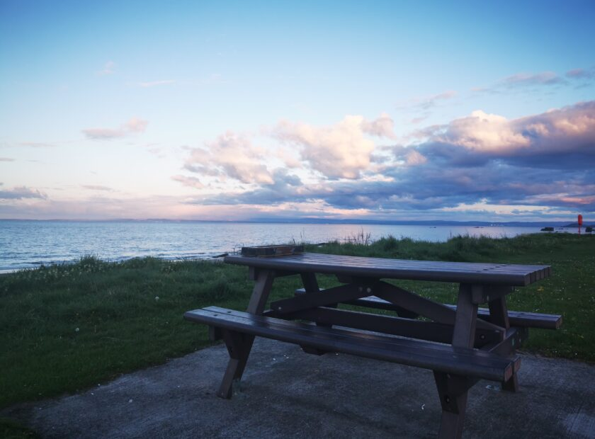 A place for a breather - 8 perfect park benches from around Kirkcaldy