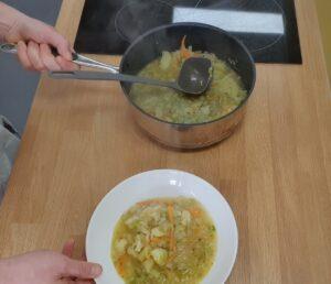 recipes - potato and leek soup