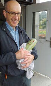 Alan - gardening volunteer