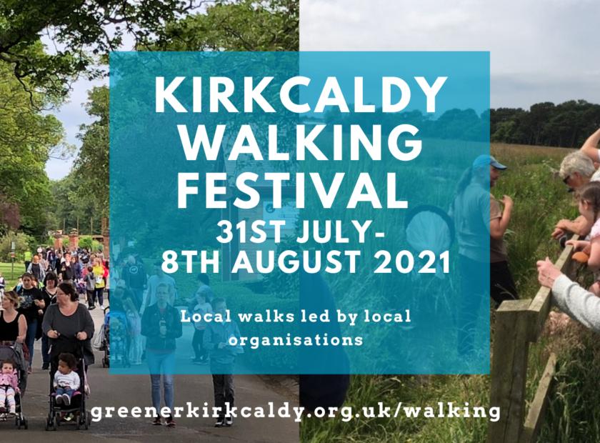 Kirkcaldy Walking Festival