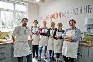 community food volunteers