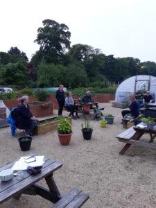 june at ravenscraig - herb workshop